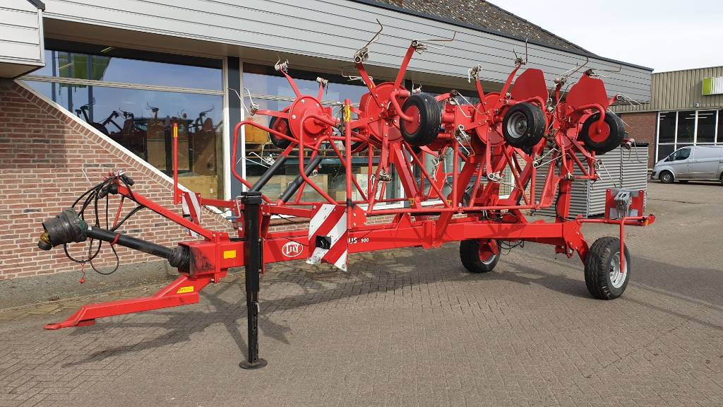 Lely Lotus 900, Rakes and tedders, Agriculture