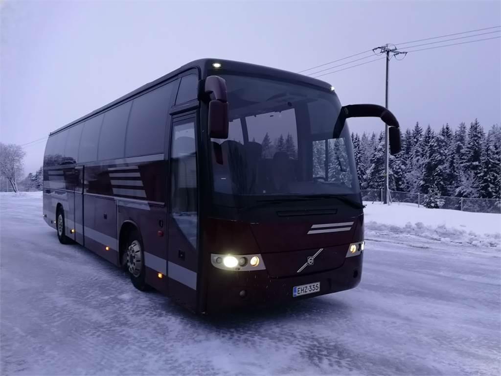 Volvo 9700, Coaches, Vehicles