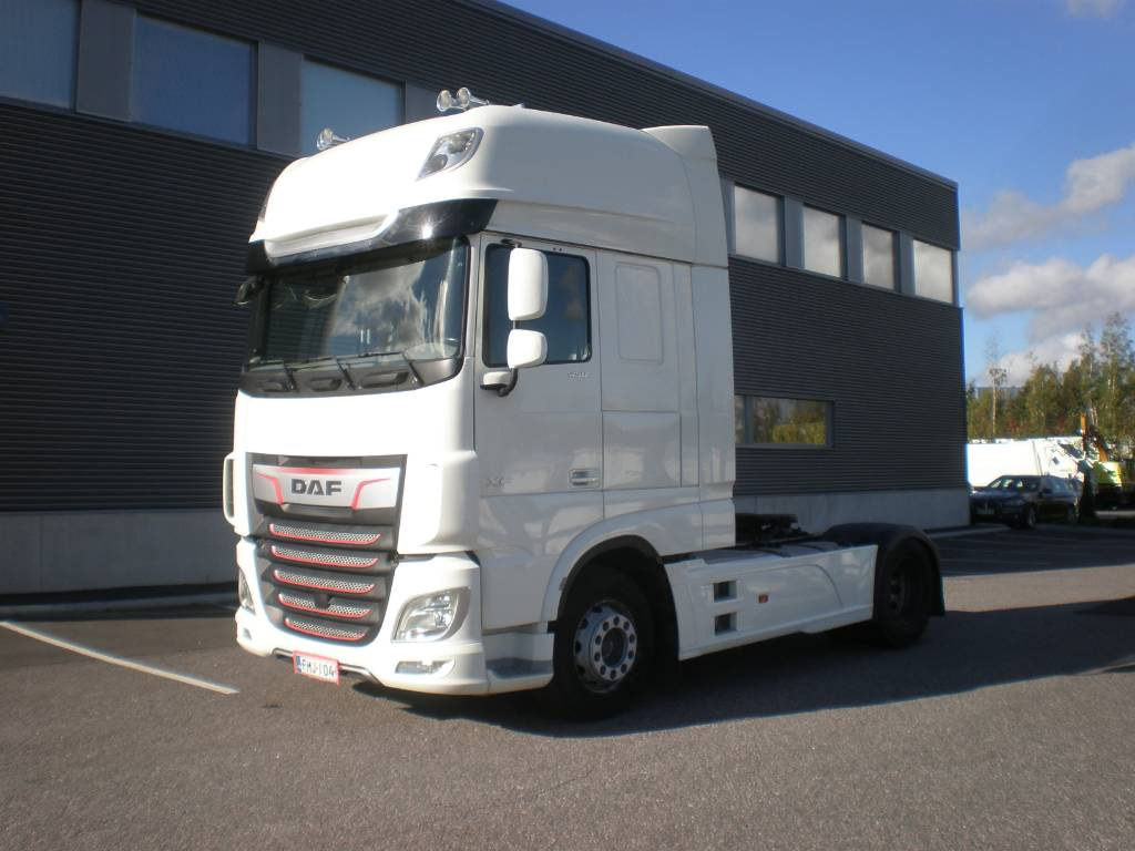 DAF XF 450 FT, Conventional Trucks / Tractor Trucks, Trucks and Trailers