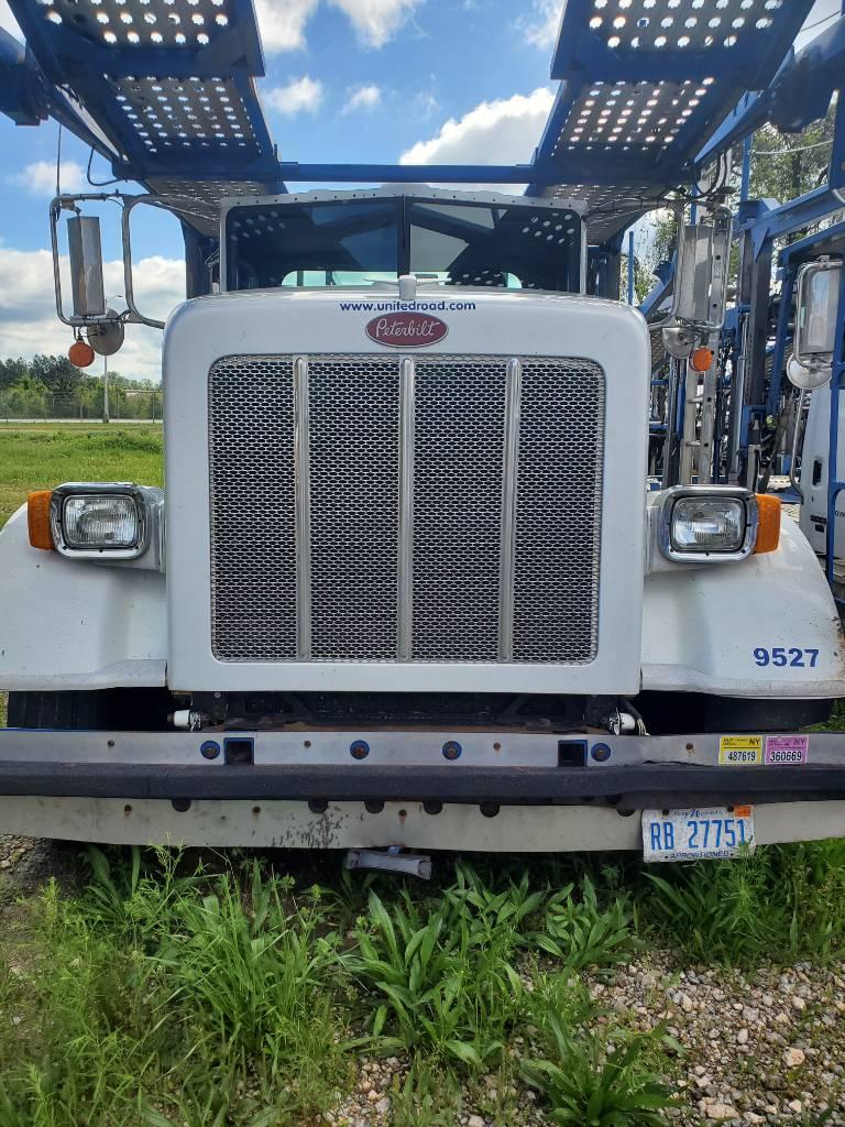 Peterbilt 365, Car Haulers, Trucks and Trailers