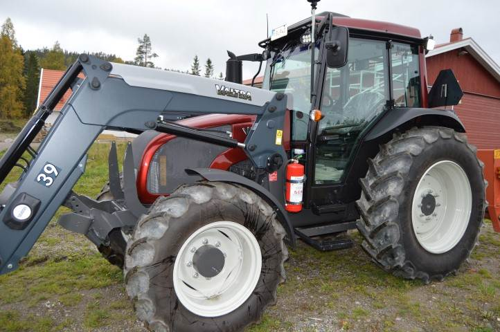Valtra A-93 + L, Traktorer, Lantbruk