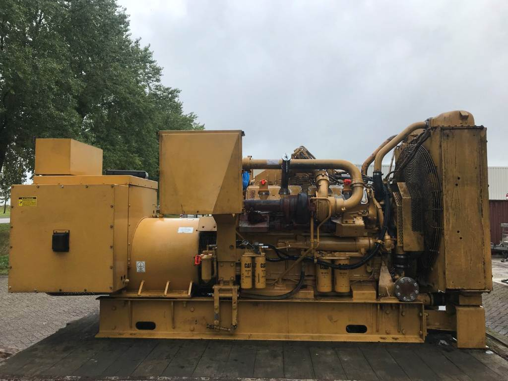 Caterpillar 3412 - 680 kVa - Generator Set - DPH 105614, Diesel Generators, Construction