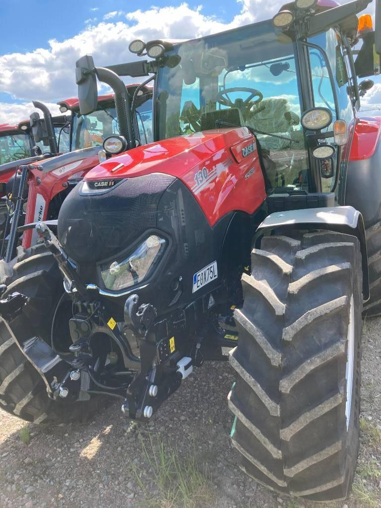 Case IH Vestrum 130 Omg Leverans, Traktorer, Lantbruk