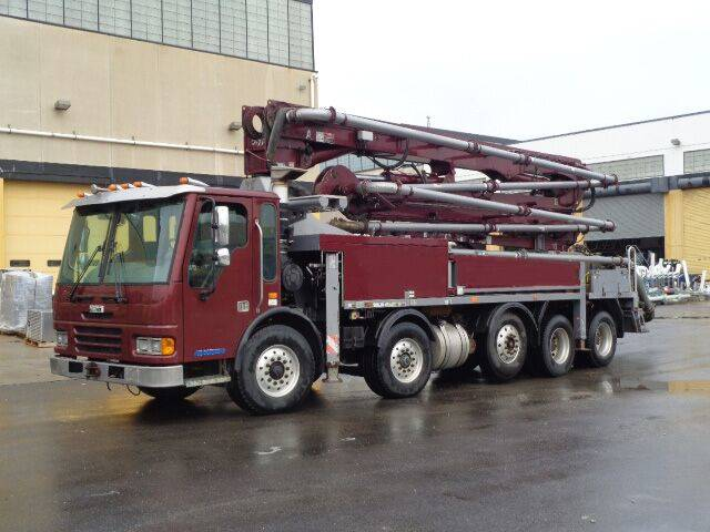 American LaFrance BSF 32Z.16H, Boom Pumps, Construction Equipment