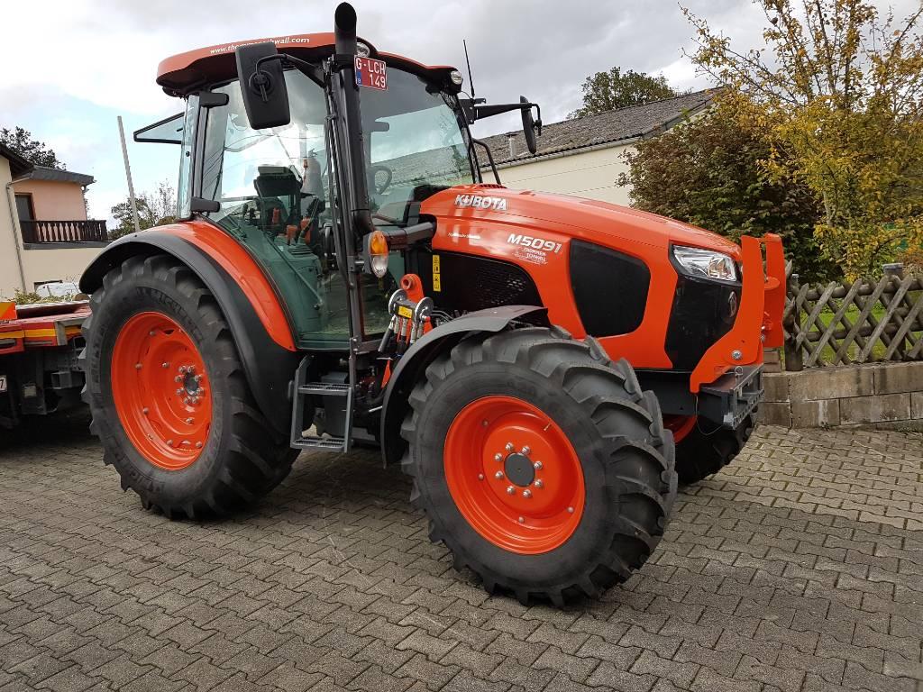 Kubota M5091 DTHQ, Tracteur, Agricole