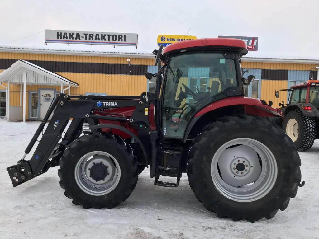Case Ih Maxxum 130 Mc - Tractors - Agriculture
