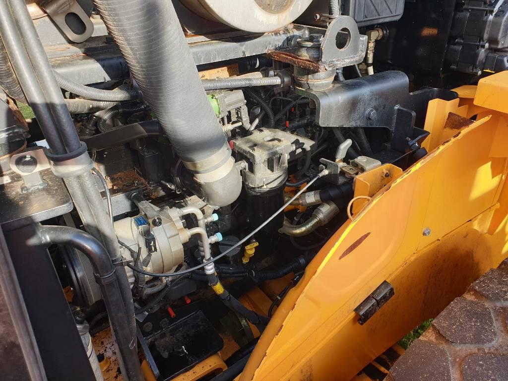 Hyundai HL 940, Wielladers, Bouw