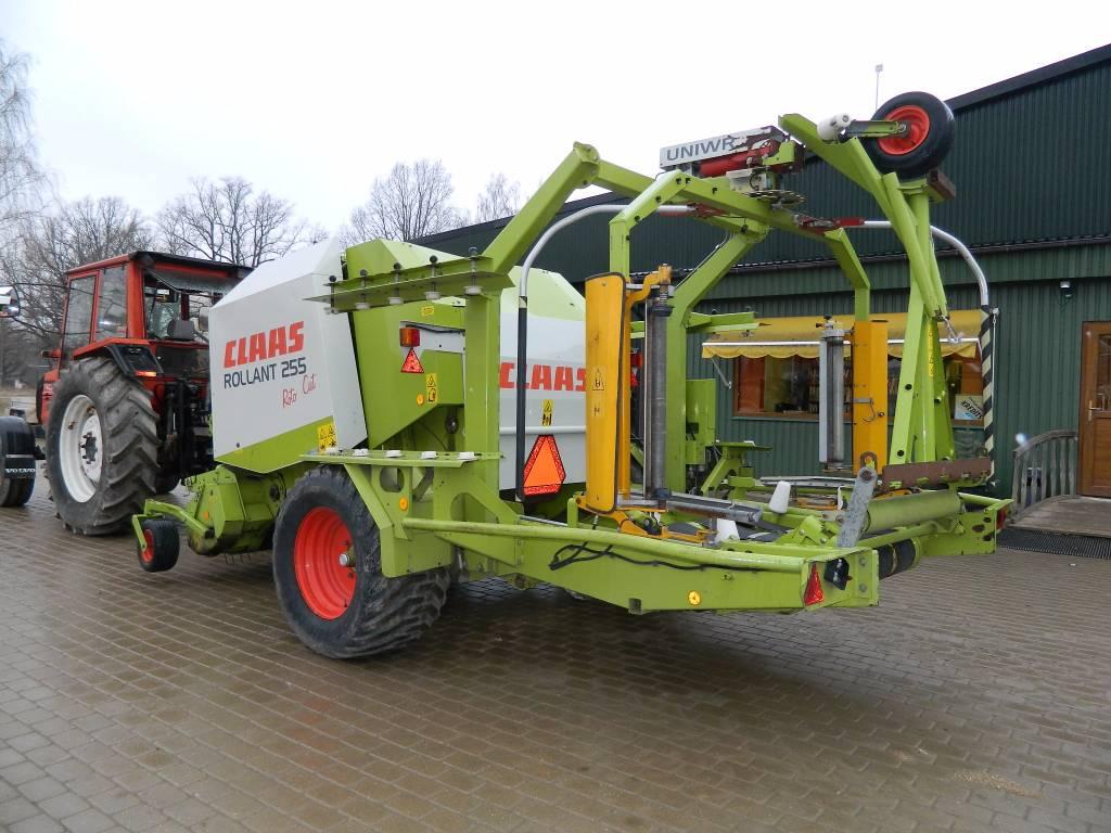 CLAAS Rollant 255 Uniwrap, Preses, Lauksaimniecība