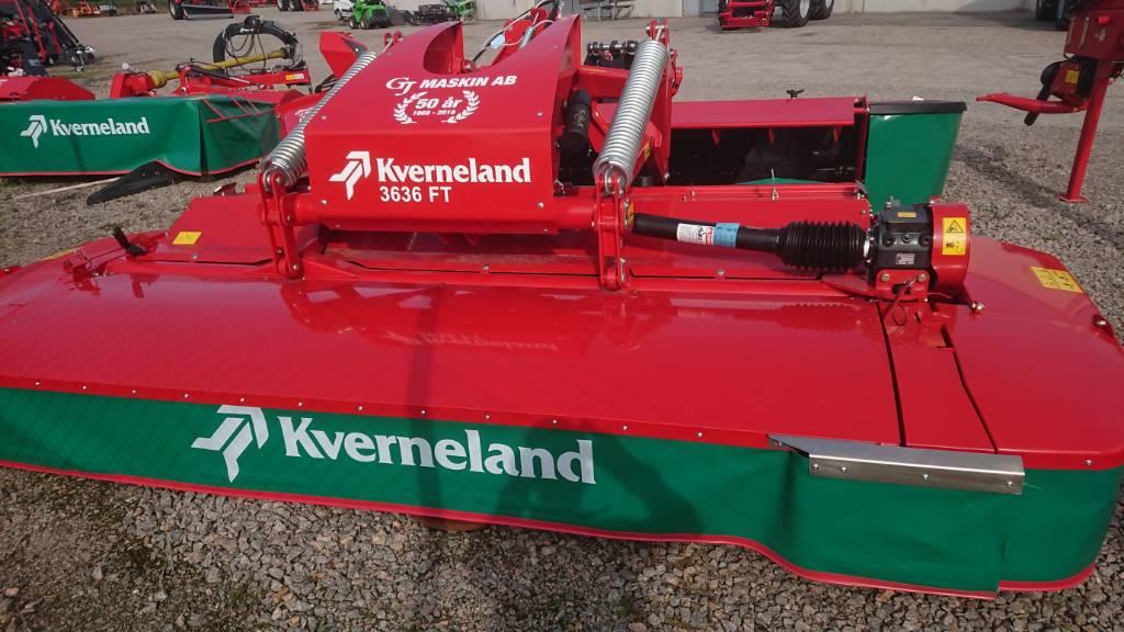 Kverneland 3636FT, Slåtterkrossar, Lantbruk