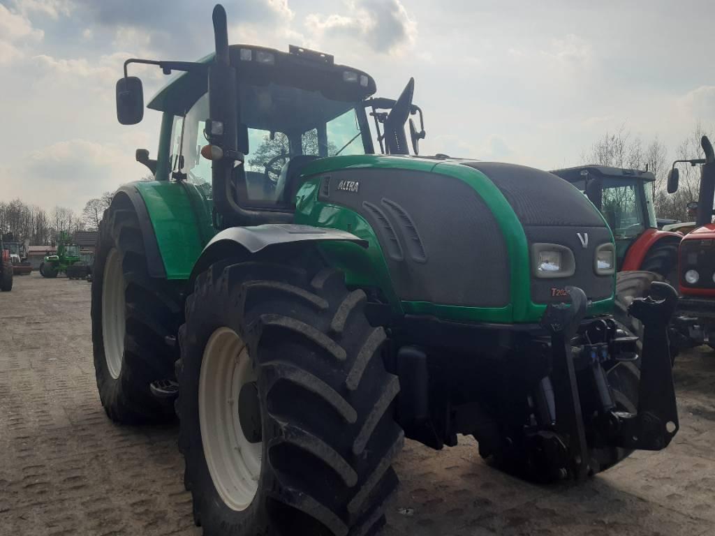 Valtra T 202 D, Traktory, Maszyny rolnicze