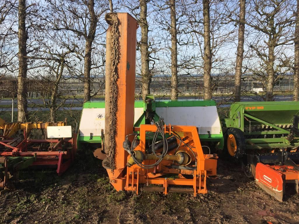 Votex Jumbo Flex 230, Maaiers, All Used Machines