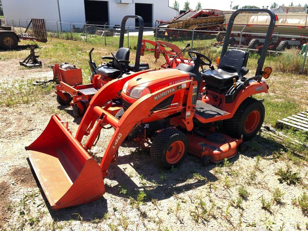 Kubota BX2360, Tractors, Agriculture