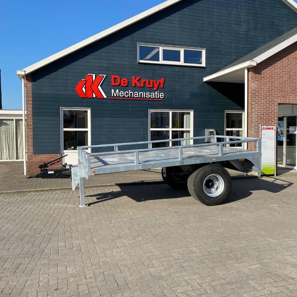 VGM Bakkenwagen, Utility Trailers, Agriculture