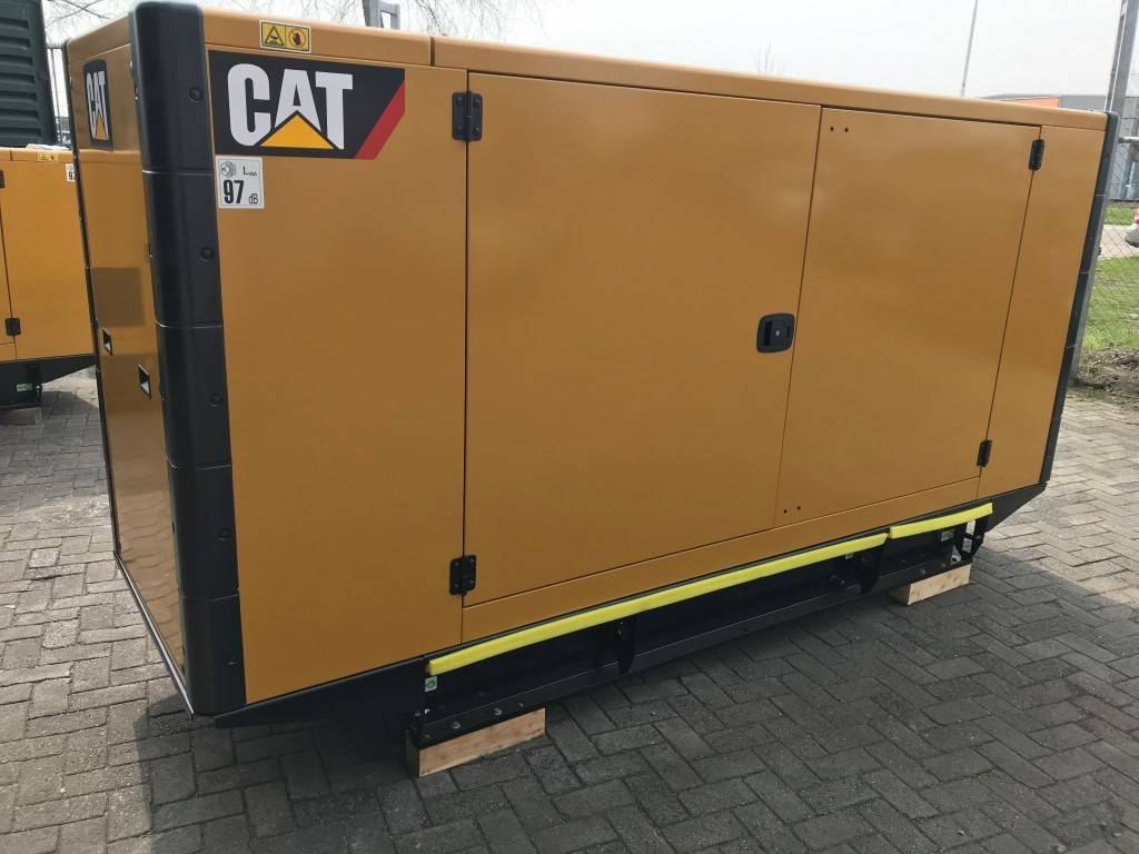 Caterpillar C 7.1 E0 - Generator Set 150 kVa - DPH 98007, Diesel Generators, Construction
