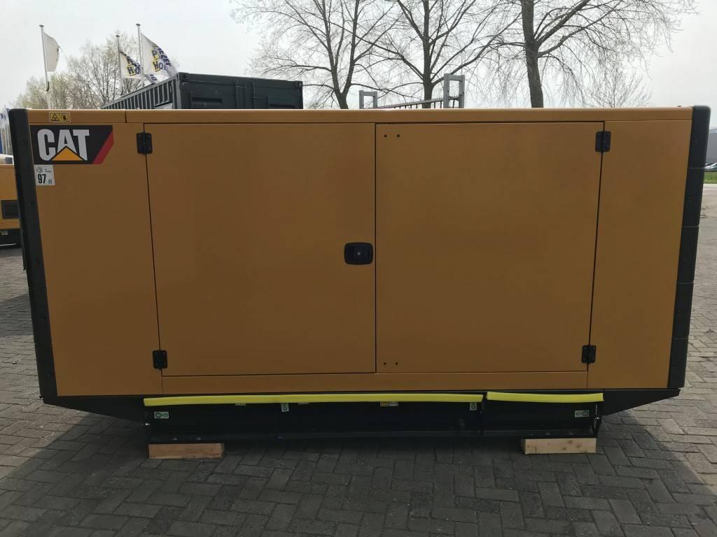 Caterpillar C7.1 E0 - Generator Set 150 kVa - DPH 98007, Diesel Generators, Construction