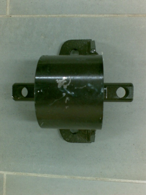 Bell Cab Mounting, Other components, Construction