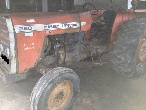 Massey Ferguson 290