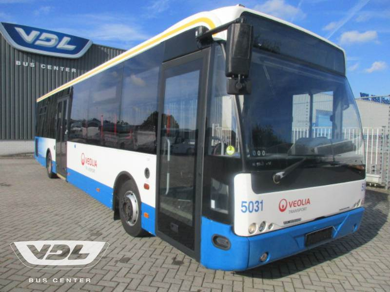 VDL Berkhof Ambassador 200, Autobuses urbanos, Transporte