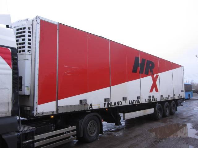 Närko 23PP3-R-395, Külmikpoolhaagised, Transport