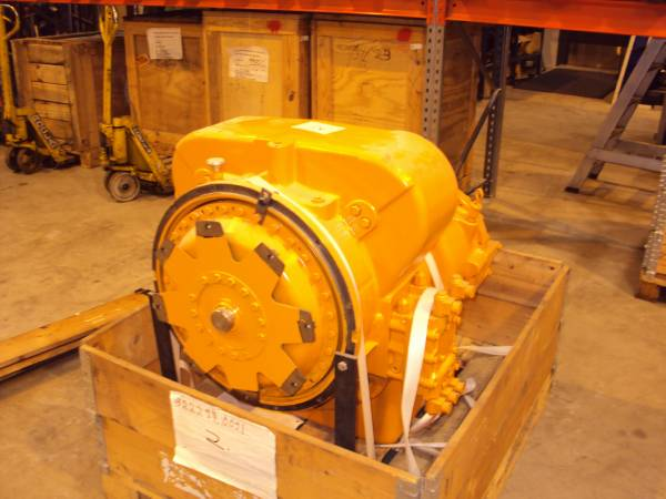 Clark Gearbox 15.5 HRT 40432-2, Transmission, Material Handling