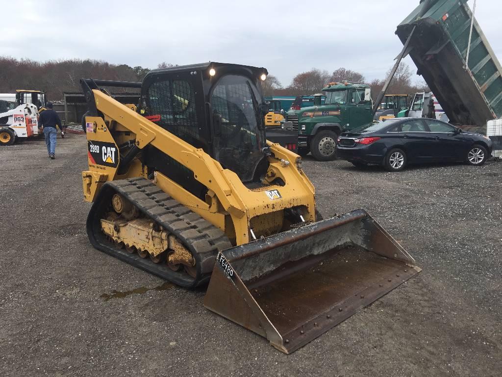 Caterpillar 289D, Skid Steer Loaders, Construction Equipment