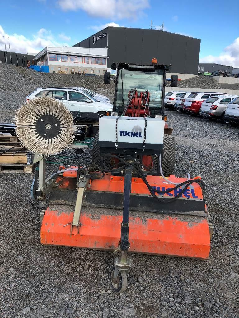 Schäffer 4050zs, Compact Wheel Loaders, Construction Equipment