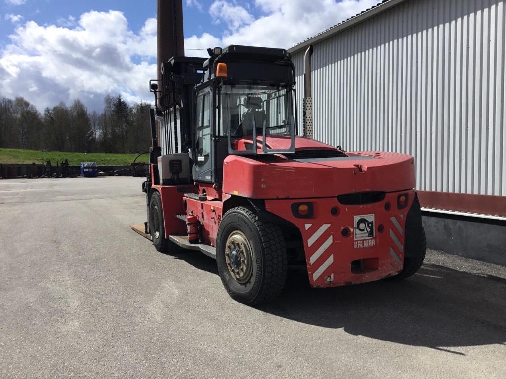 Kalmar DCG 150-12/KOMMER SNART, Dieselmotviktstruckar, Materialhantering