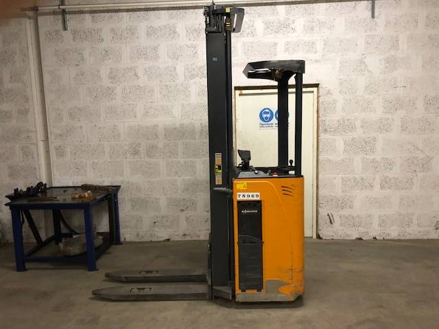 Abeko SA 1600 TY, Self propelled stackers, Material Handling