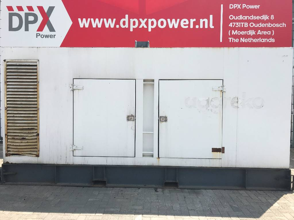Scania DC16 43A - 550 kVA Generator - DPX-11377, Diesel generatoren, Bouw