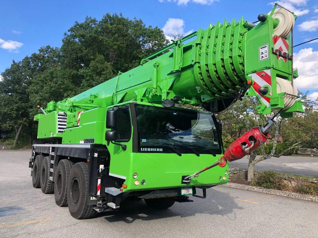 Liebherr LTM1100-4.2, All Terrain Cranes, Construction Equipment