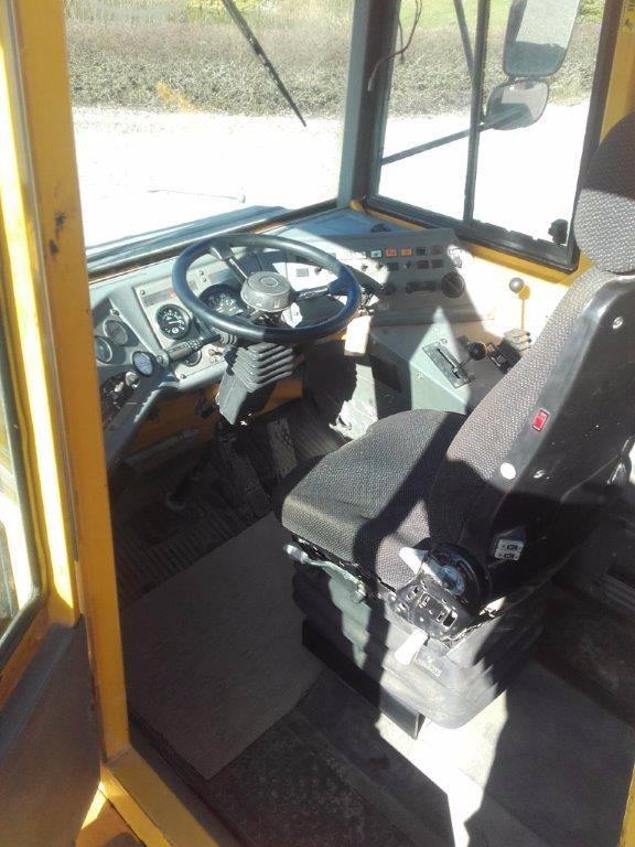 Volvo A20C, Knækstyrede dumpere, Entreprenør