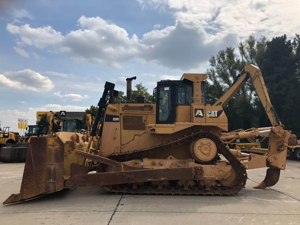 Caterpillar D 9 R (2pc), Dozers, Construction