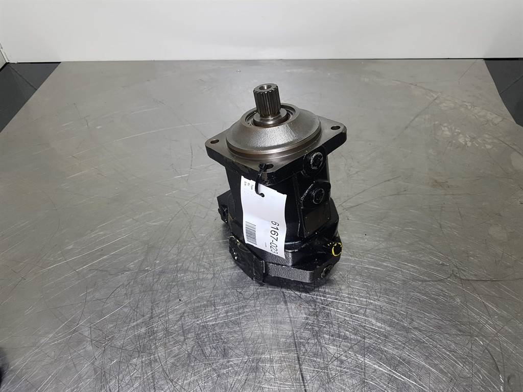 Rexroth A6VM80 - Drive motor/Fahrmotor/Rijmotor