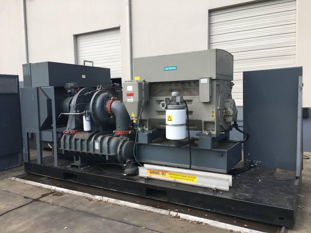 Atlas Copco ZH 6000, Compressors, Industrial