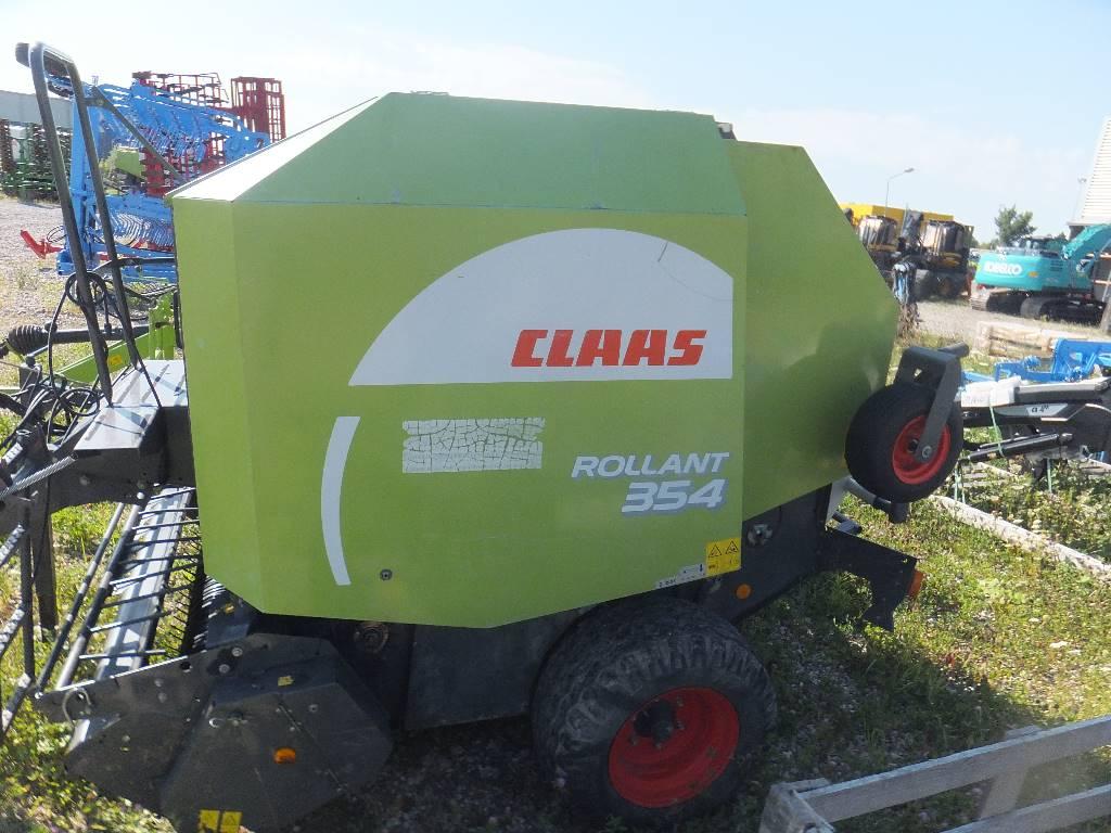 CLAAS Rollant 354 RC, Ritinių presai, Žemės ūkis