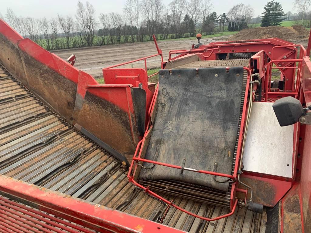 Grimme Varitron 270 MS Terra Track, Aardappelrooiers, Landbouw