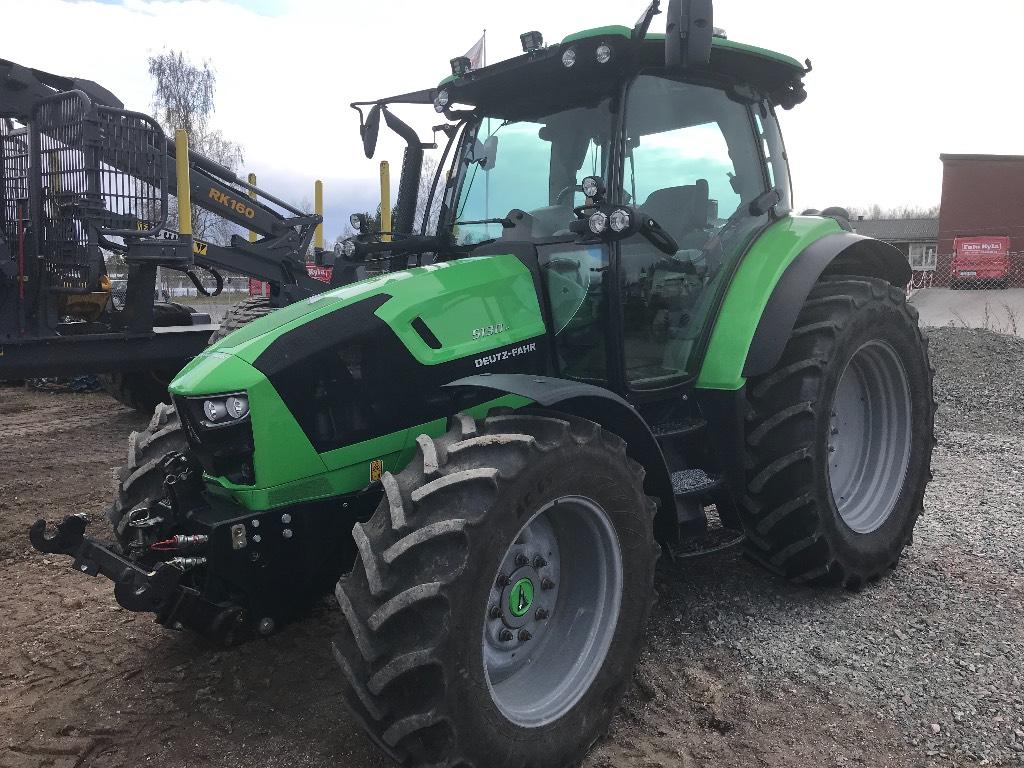 Deutz-Fahr 5130 P, Traktorer, Lantbruk