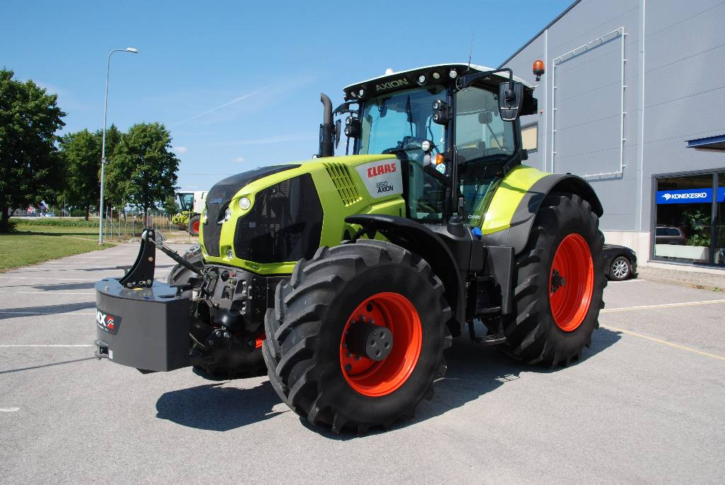 CLAAS Axion 850 Cmatic, Traktorid, Põllumajandus
