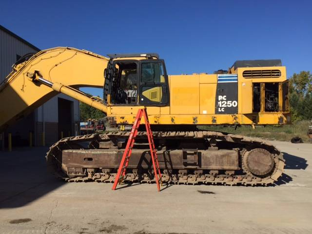 komatsu pc1250 lc8 crawler excavators price 163426504