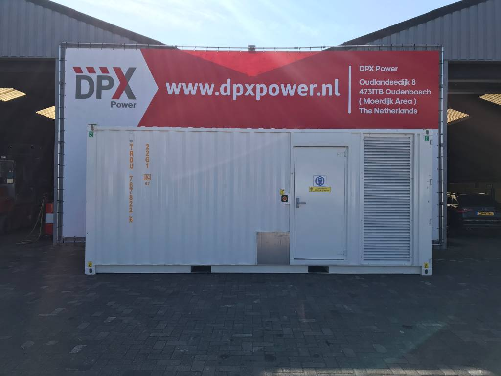[Other] 20FT New Silent Genset Container - DPX-29004, Anders, Bouw