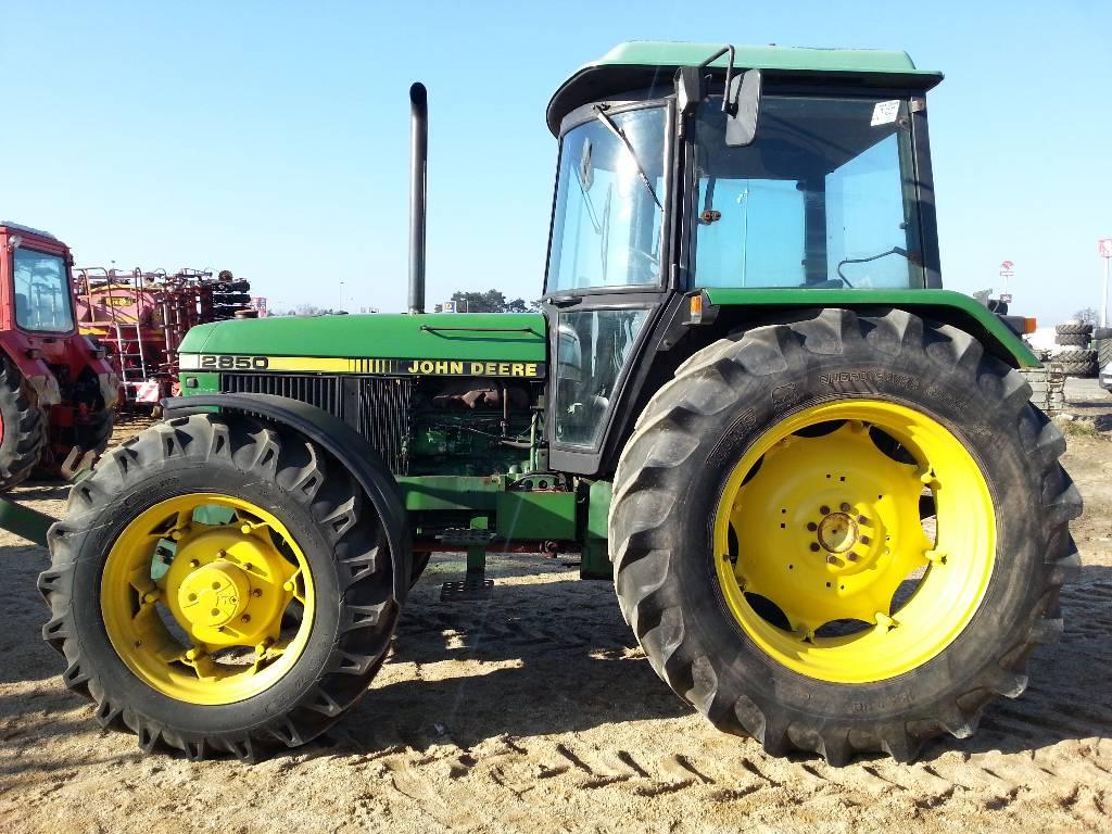 john deere 2850 gebrauchte traktoren gebraucht kaufen und. Black Bedroom Furniture Sets. Home Design Ideas