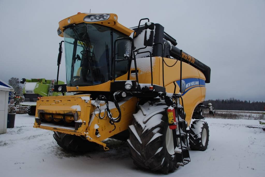 New Holland CX 6090, Leikkuupuimurit, Maatalouskoneet