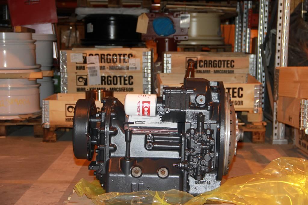 Clark GEAR BOX 12,6HR-18301-4, Transmission, Material Handling