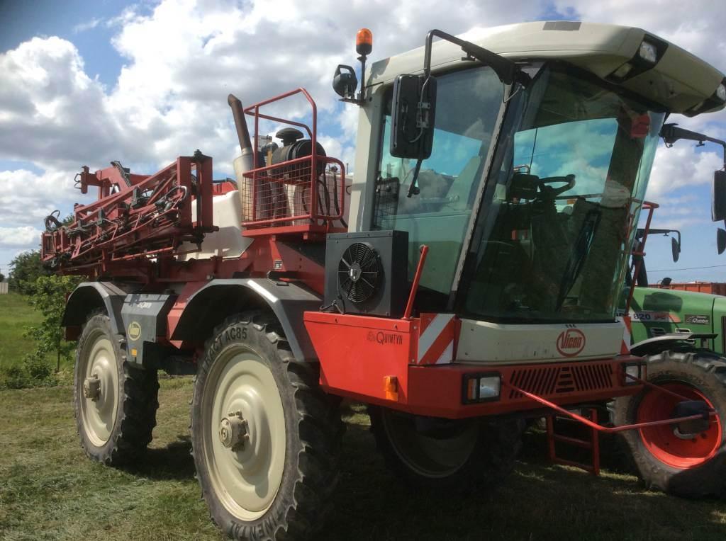 Agrifac ZA3427P, Zelfrijdende spuitmachines, Landbouw