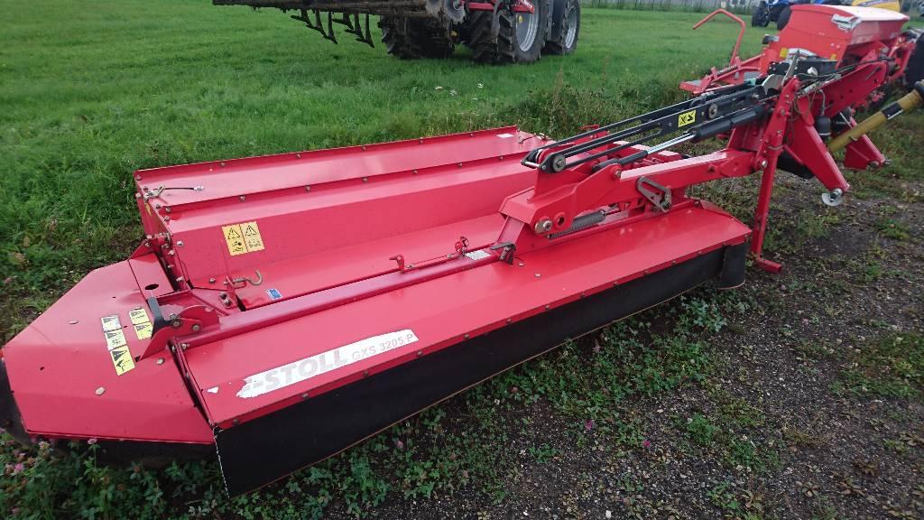 Kongskilde GXS3205P, Niidukid, Põllumajandus