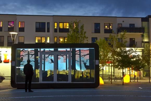 """[Other] Ryterna Mässcontainer """"Future"""" 6 x 3 m, Övrigt, Entreprenad"""