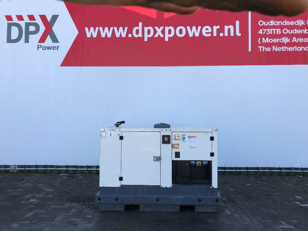 Iveco 8035E15 - 35 kVA Generator - DPX-11275, Diesel Generatoren, Baumaschinen