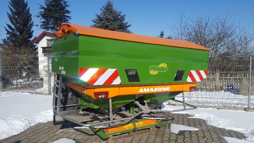 Amazone ZA-TS 4200 Ultra Profis Tronic, Rozrzutnik nawozów mineralnych, Maszyny rolnicze