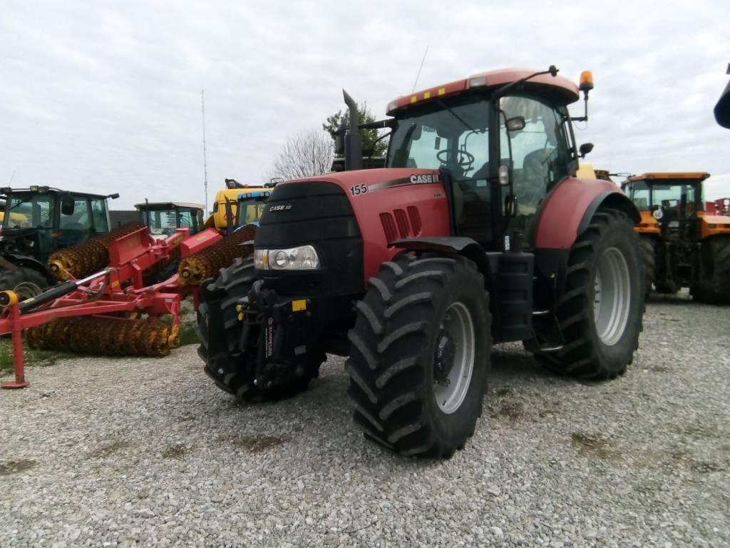 Case IH Puma 155, Traktorid, Põllumajandus