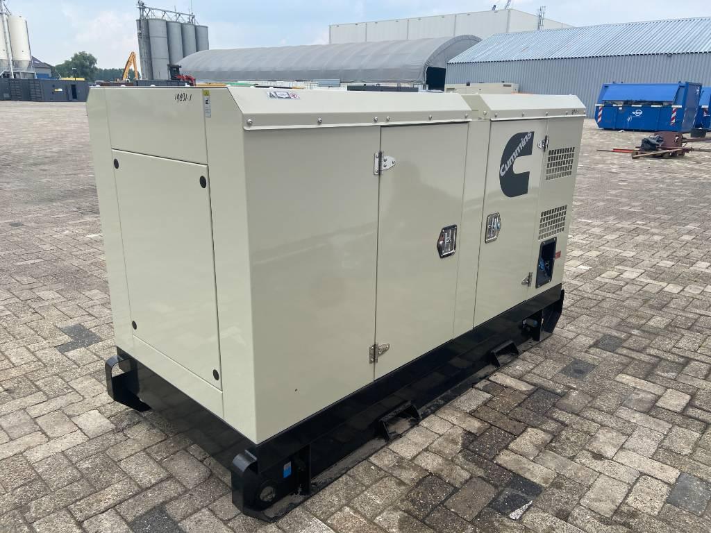 Cummins 4BT3.9-G2 - 45 kVA Generator - DPX-19831, Diesel generatoren, Bouw